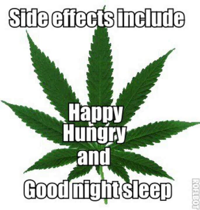 Side effect...my boyfriend laughs at me when i suggested the use of ...