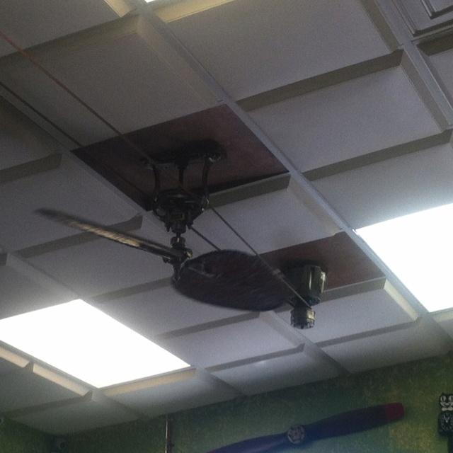 Pin by randy thompson on fans pinterest - Ceiling fan pulley system ...