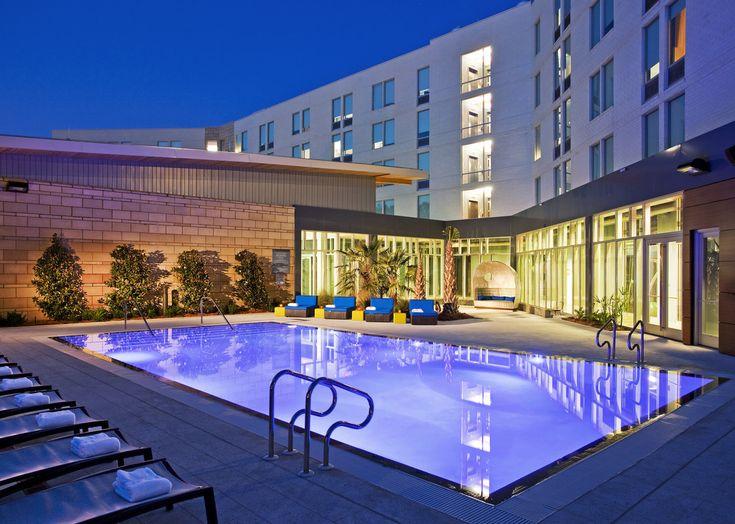 Aloft hotel pool jacksonville fl hotel mixed use for Pool design jacksonville fl