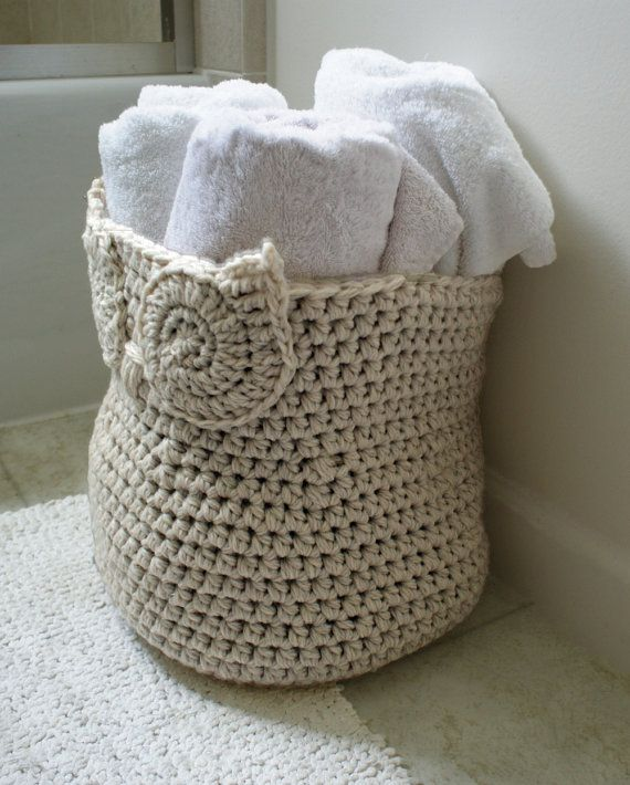 Crochet Owl Basket : Crochet Owl Basket