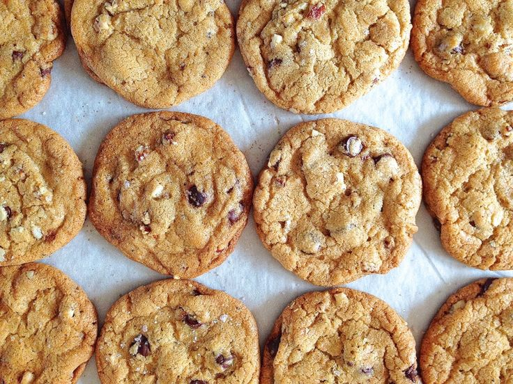 Brown Butter Chocolate Chip Cookies with Pecans | Flourish - King ...