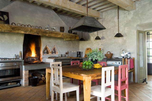 Interior Italian Farmhouse For The Home Pinterest