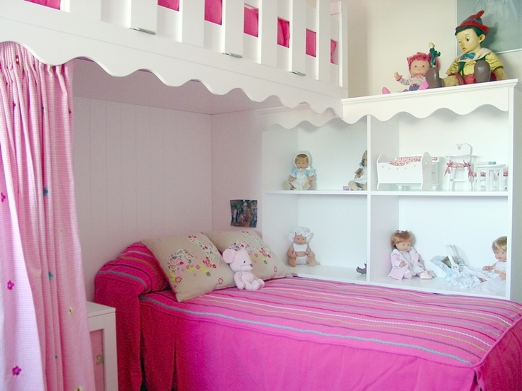 increble decoracion habitacion bebe nia ccabaeefjpg