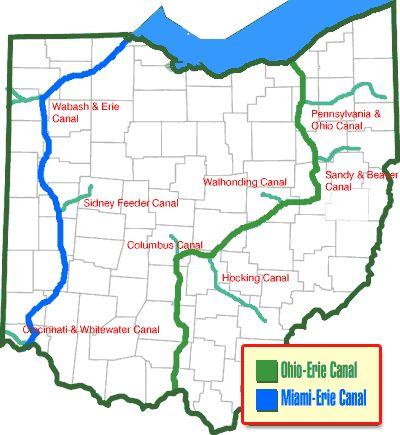 Ohio Cmap 19th Century C S Pinterest Maps