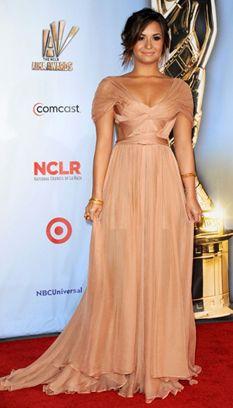 Demi Lovato Prom Dress Tuxedo