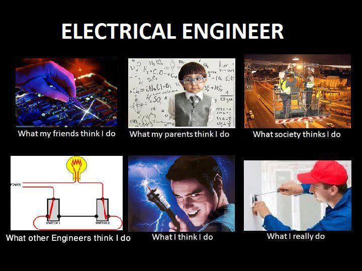 Electrical Engineer Cartoons and Comics  funny pictures