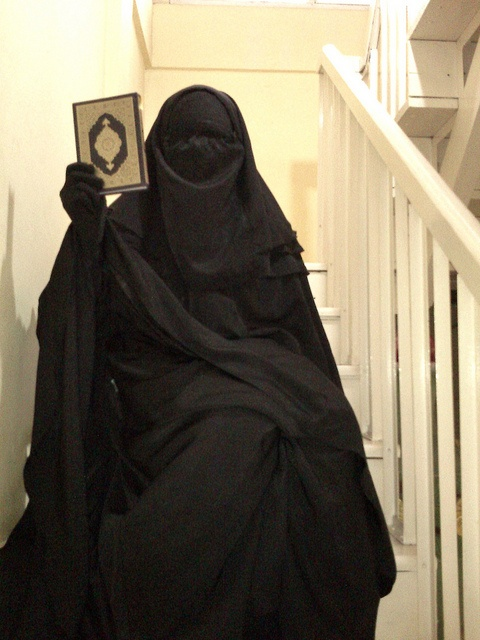muslim woman: