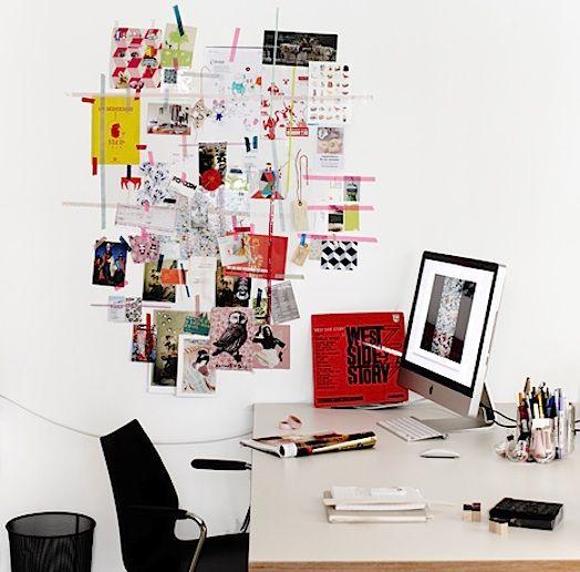 Creative Mood Board Interior Design Pinterest