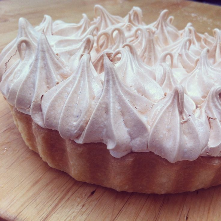 Lemon lime meringue pie | Food portfolio | Pinterest