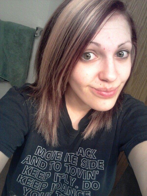 Chunky blonde highlights   Hair&Make up   Pinterest