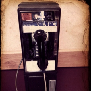 One day, there will be no pay phones.