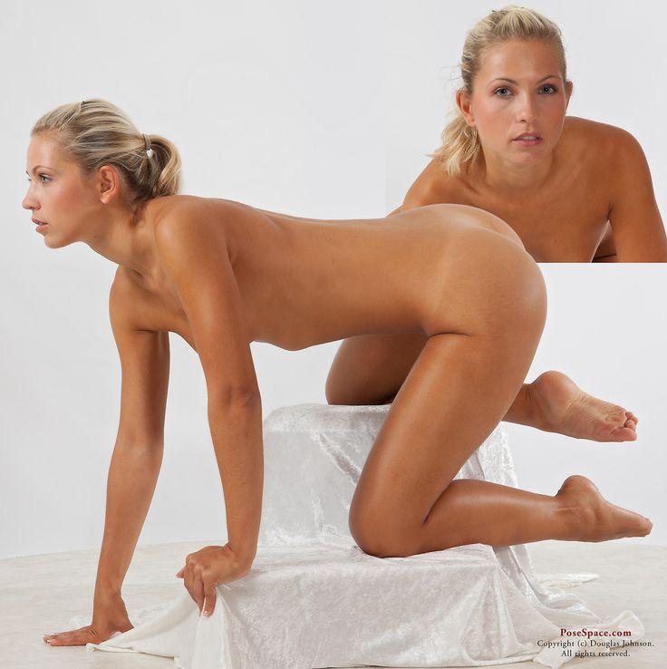 kneeling pose reference female oral sex