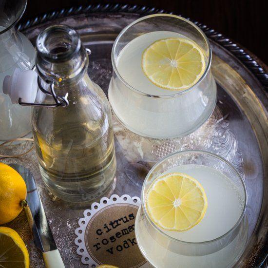 Rosemary Citrus Spritzer Recipes — Dishmaps