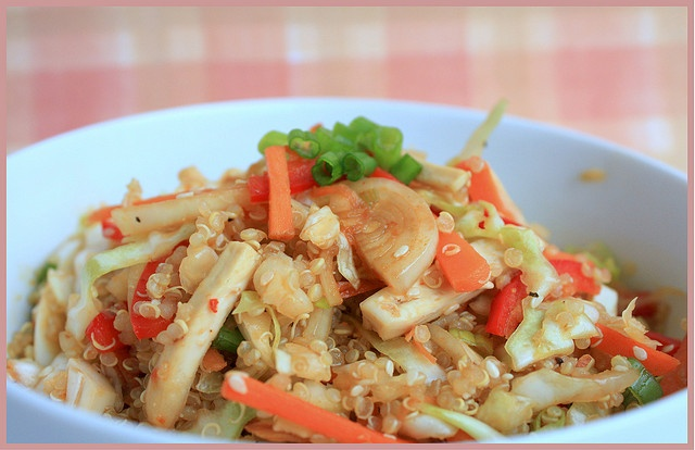 quinoa salad ~ Cabbage salad - 3 way ! | Everything quinoa | Pintere ...