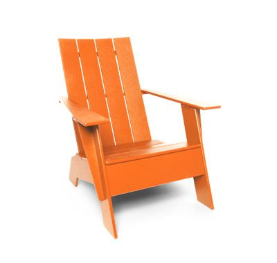 Loll Designs Adirondack Chair : ... standard adirondack from Loll Designs is a great piece of furniture