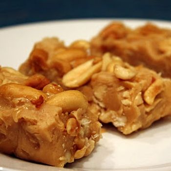 Payday Bars | Sweets | Pinterest