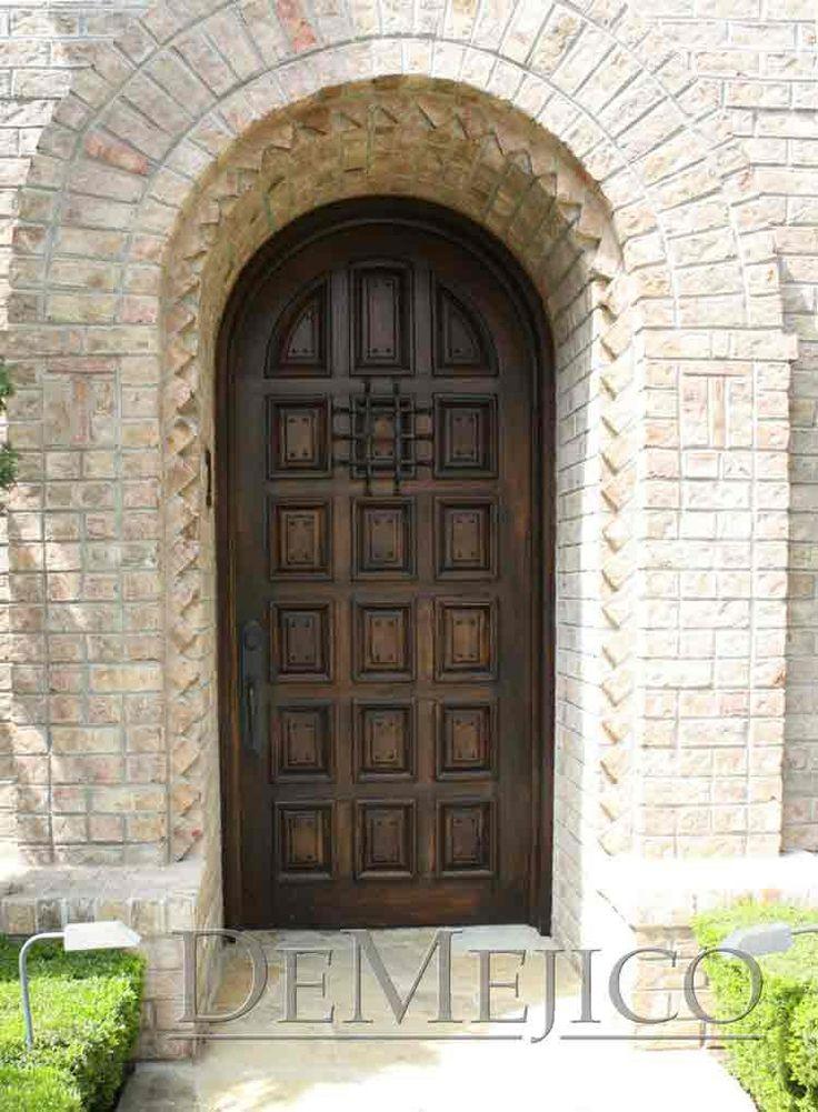 Spanish style front entry door outdoor pinterest for Door in spanish