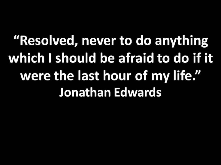 Jonathan Edwards ♥ | Books, books, and more books. | Pinterest