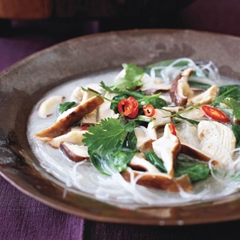 Thai Chicken-Coconut Soup   soups   Pinterest