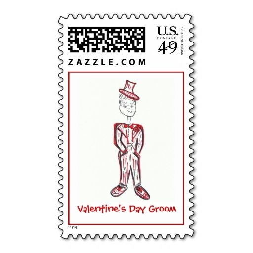 valentine's day postage stamps uk