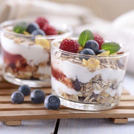 Breakfast Parfait | Major Sweet tooth! | Pinterest