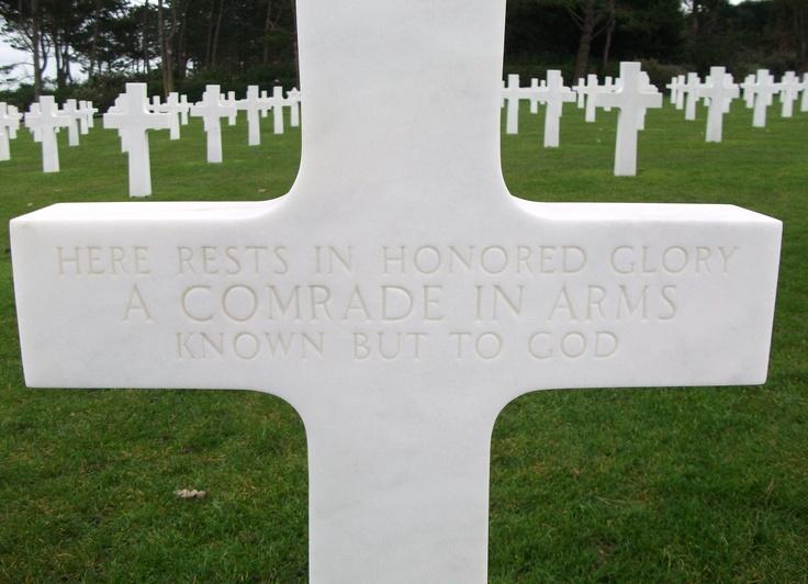 d-day memorial names