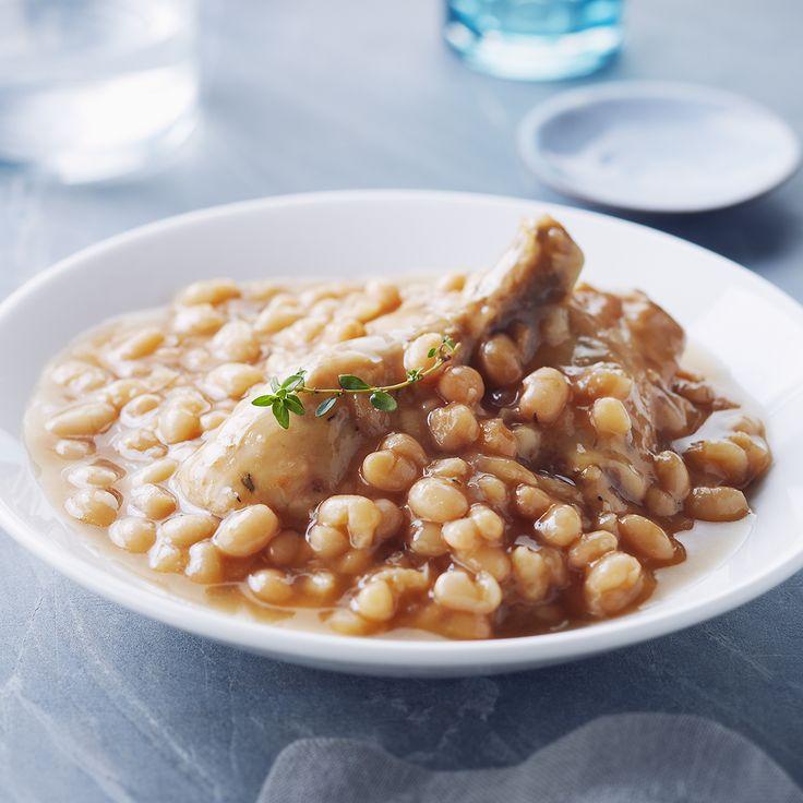 Maple Baked Beans & Chicken #ChickendotCA