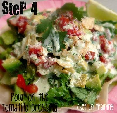 Cafe Rio's Creamy Tomatillo Dressing | Recipes | Pinterest