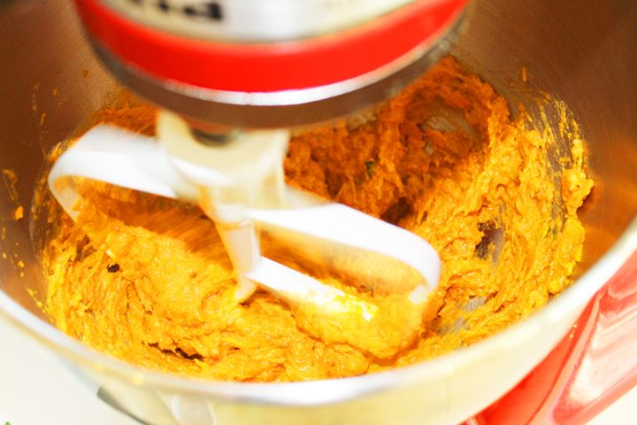 Whipping - Sweet Potato Butternut Squash Miso Mash recipe via www ...