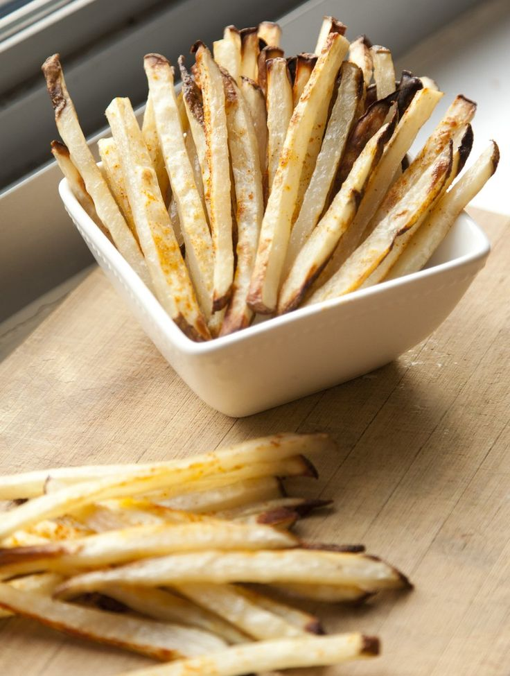 Matchstick French Fries Recipe — Dishmaps