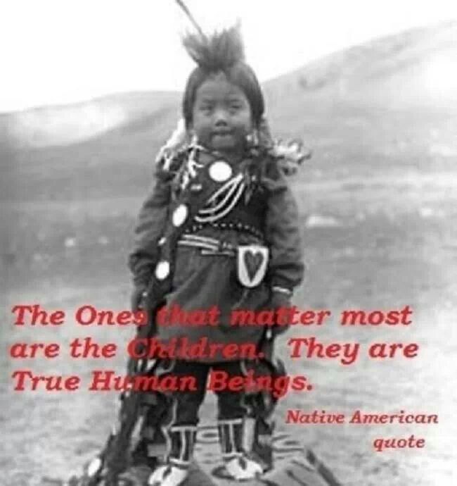 the respect of native americans for land and life One does not sell the land people walk on an intense and absorbing respect for life americans realized that native people are still here.