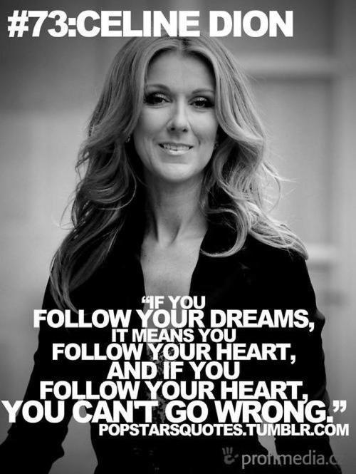 Love Celine Dion Quotes. QuotesGram