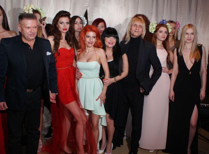 Maja Plich, Krzysztof Rutkowski - Krajewscy i modelki