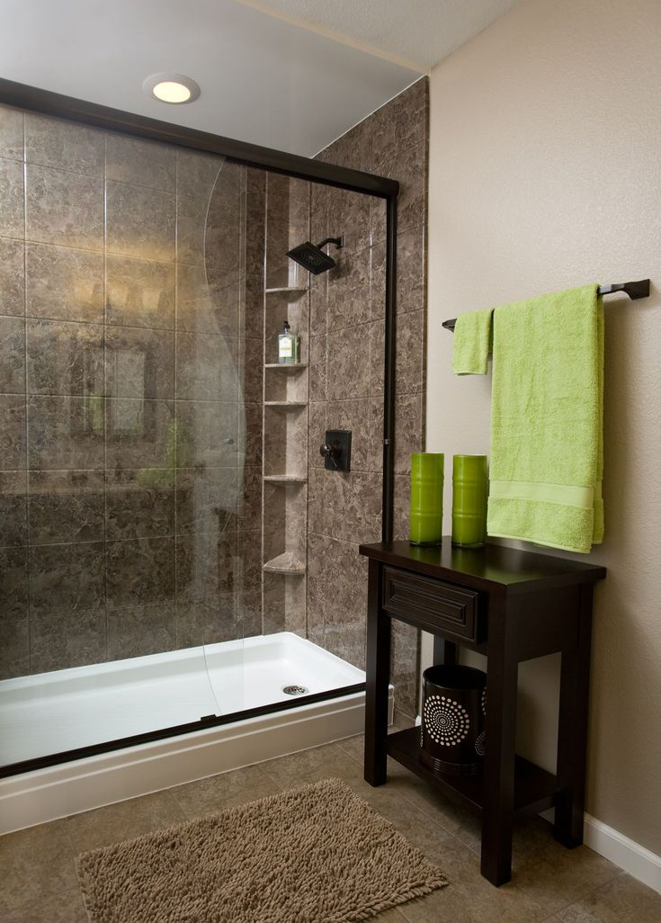 Tub To Shower Conversion Beauteous Bathrooms Pinterest