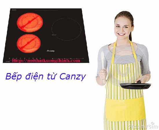 Giới thiệu về bếp điện từ Canzy