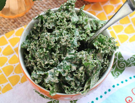 Kale Caesar Salad - I Quit Sugar
