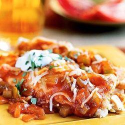 Chicken Enchiladas | Food!!