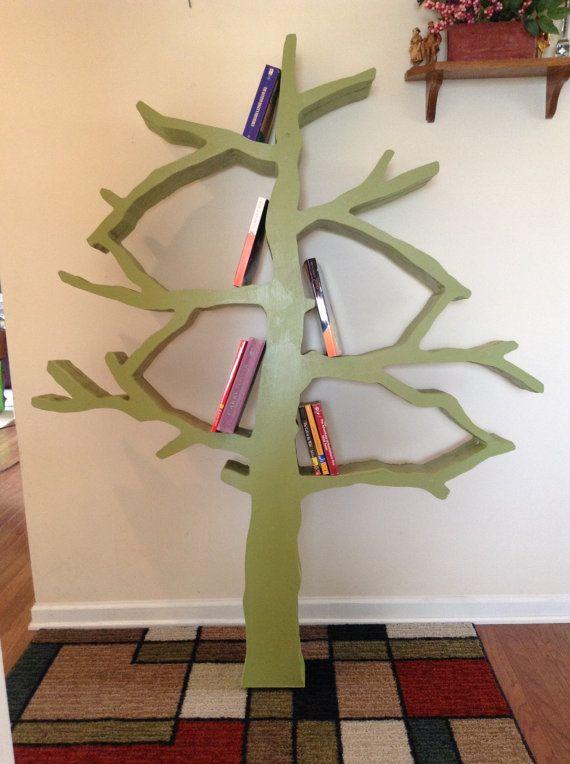 Home book shelf x shaped x shaped bookcase 2017 - Bookshelf shaped like a tree ...