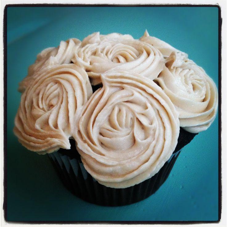 Irish coffee cupcakes! | Yummm | Pinterest