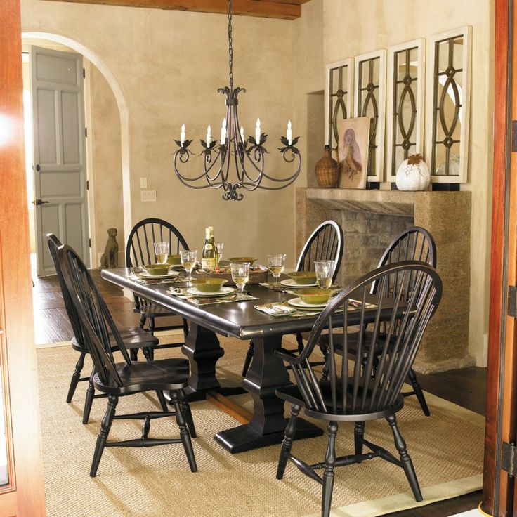 How to select the right size dining room chandelier - Chandelier size for dining room ...