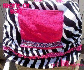 Free Hooded Towel Patterns & Tutorials: {Sewing} : TipNut.com
