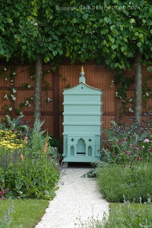 Beautiful beehive