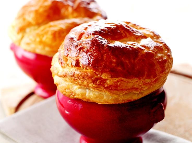 "Chicken, Mushroom, and Bacon Pie"" from Cookstr.com #cookstr"