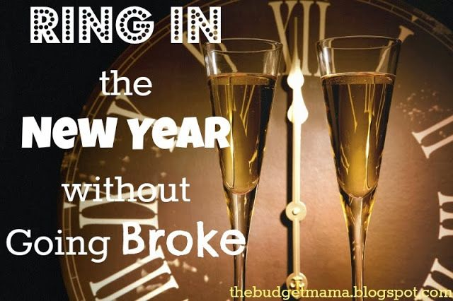 The budget mama ring in the new year without going broke