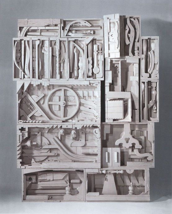 Louise NevelsonLouise Nevelson Art Lesson