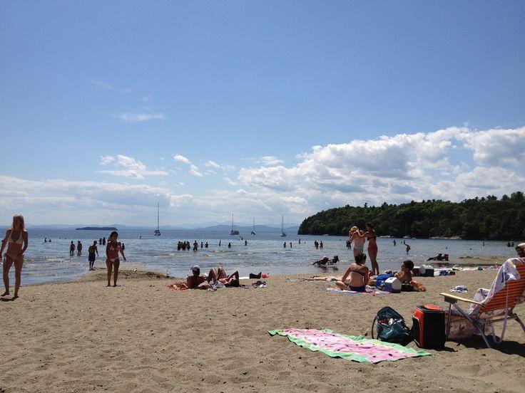 Burlington Vermont Beaches   Bucket List Trip - 2014 New ...