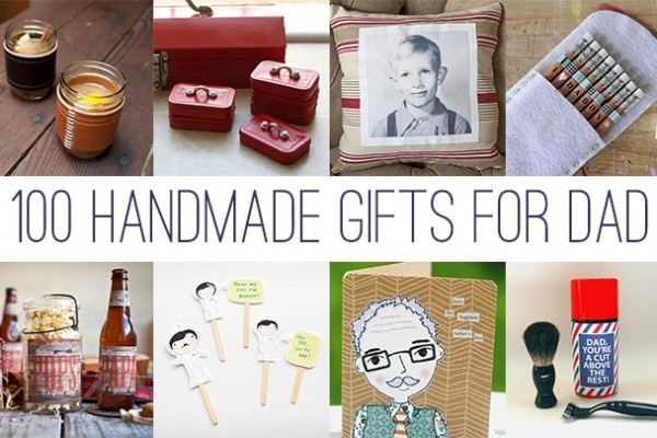100 handmade gifts for dad great gift ideas pinterest