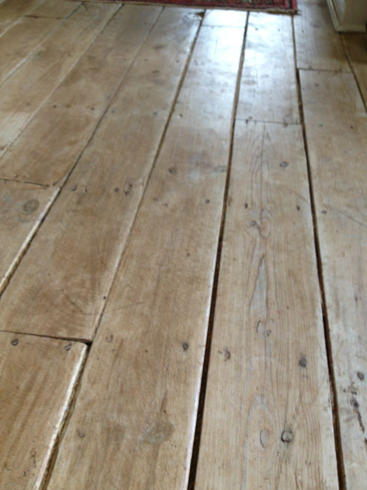 rustic wood floors. | Flooring | Pinterest