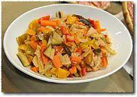 Italian Pickled Vegetables - Giardiniera - Italian Pickled Vegetable    Italian Pickled Vegetables