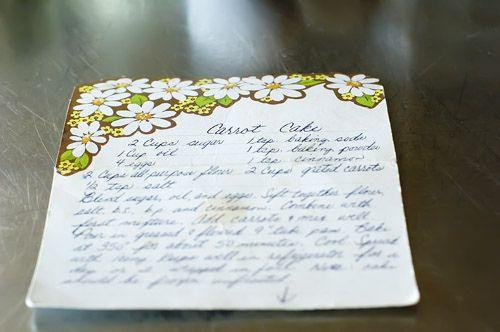 Sigrid's Carrot Cake | Recipe